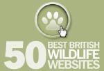50 Best British WildlifeWebsites