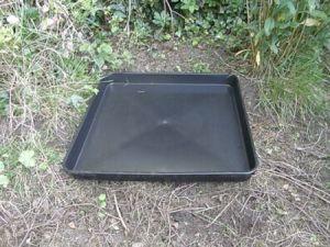 18 inch tray