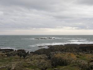 Carreg-y-trai off Aberffraw in Anglesey