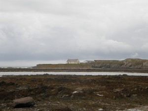 St Cwyfan's Church - the Church in the Sea